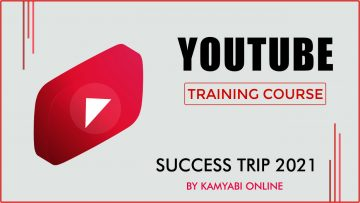 Worth $500 Youtube Training Course 2021 - Earn Money from Youtube Channel Mentor Online